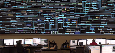ISO New England Control Room