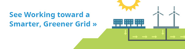 See working toward a smarter greener grid